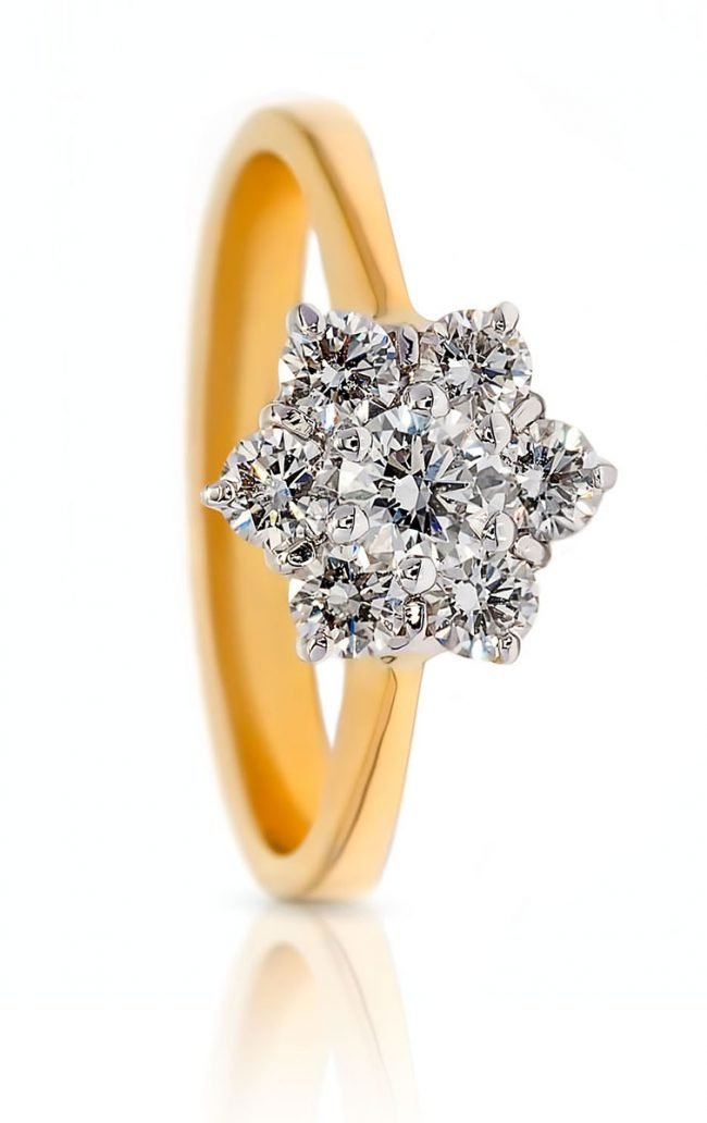 Gold Diamond Ring Jewellery Photograph by Norton Photography and Retouching
