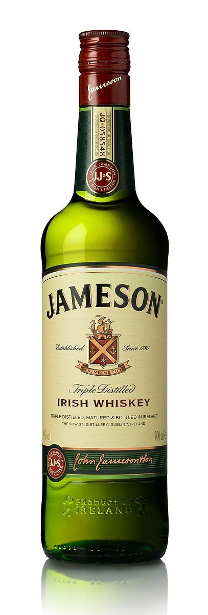 Jameson Whiskey Bottle Photograph by Norton Photography and Retouching