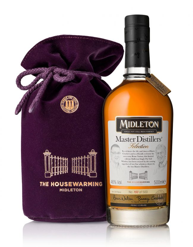 Midleton Master Distillers Whiskey Bottle Photograph by Norton Photography and Retouching
