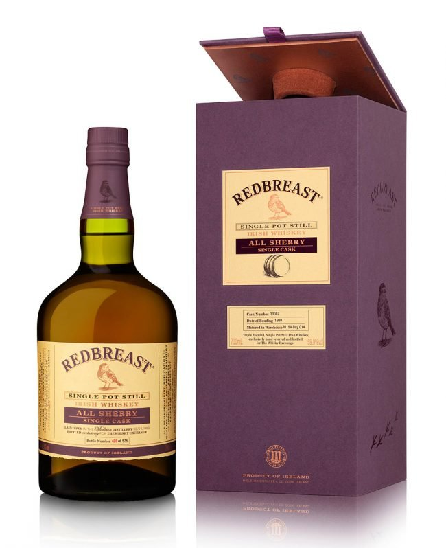 Redbreast Whiskey Bottle and Box Photograph by Norton Photography and Retouching