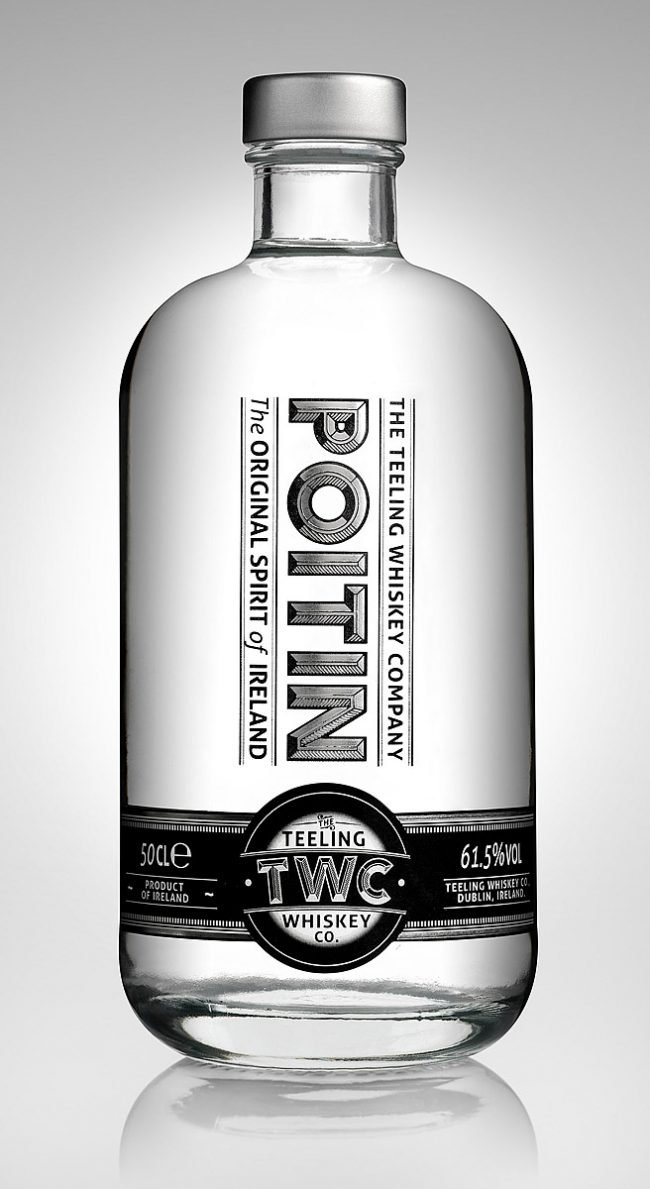 Teeling Poitin Bottle Photograph by Norton Photography and Retouching