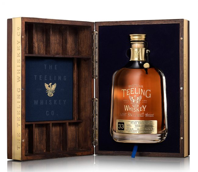Teeling Whiskey 33 Year Aged Photograph by Norton Photography and Retouching