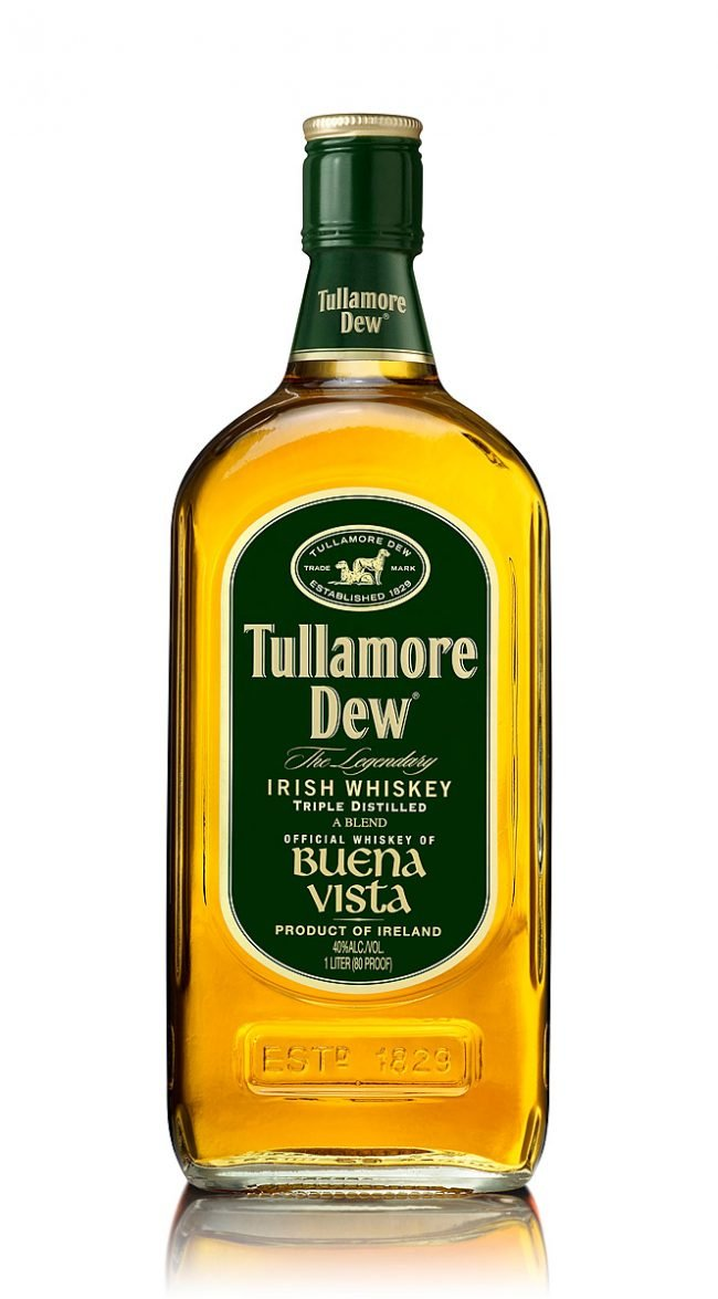 Tullamore Dew Irish Whiskey Photograph by Norton Photography and Retouching