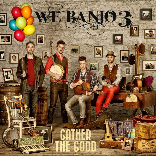 We Banjo 3 Gather The Good Photograph by Norton Photography and Retouching