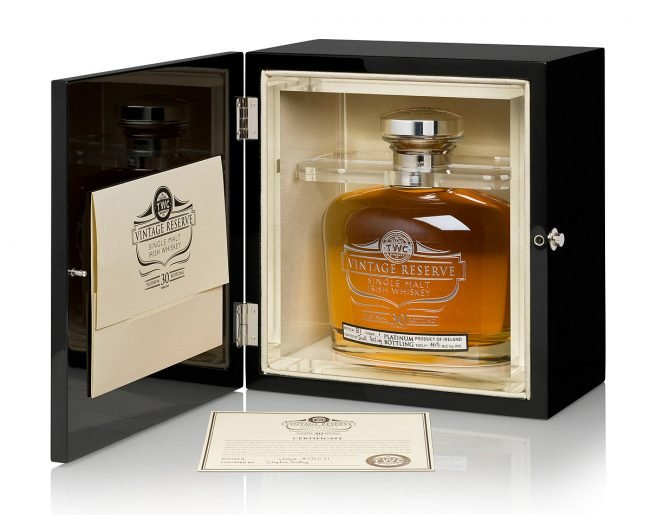 Teeling Whiskey Vintage Reserve 30 Bottle Photograph by Norton Photography and Retouching