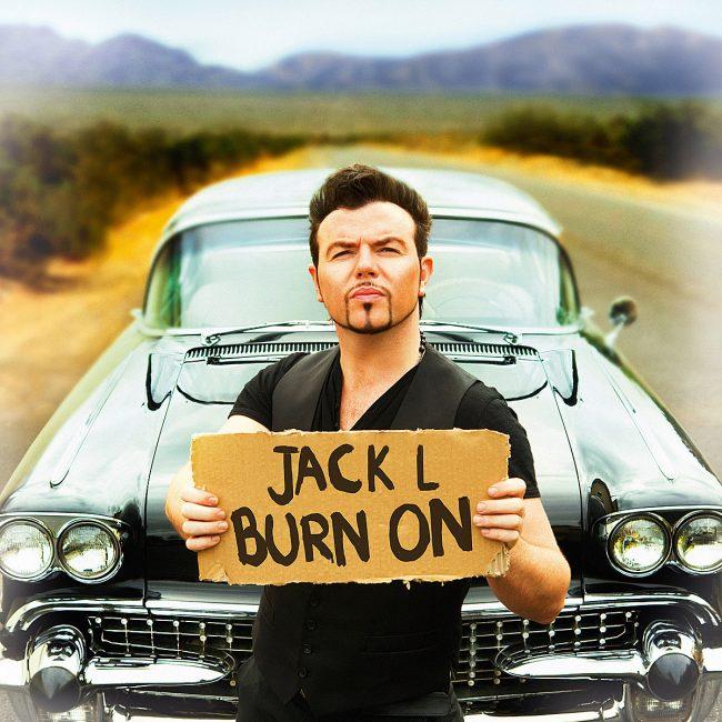 Jack Lukeman Burn on Photograph by Norton Photography and Retouching