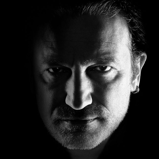 U2 Lead Bono Photograph by Norton Photography and Retouching