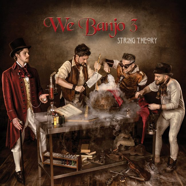 We Banjo 3 String Theory Photograph by Norton Photography and Retouching